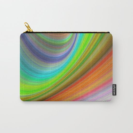 Color illusion Carry-All Pouch