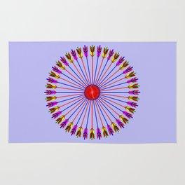Arrows Design Rug