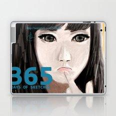 365 Days of Sketches #128 Laptop & iPad Skin