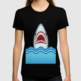 Cartoon Shark T-shirt