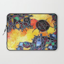 Abstraction #1 Laptop Sleeve