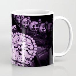 Santa Muerte Crown Coffee Mug