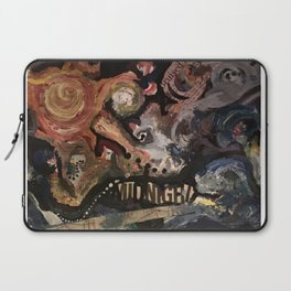 Bruised by Midnight Laptop Sleeve