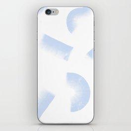 Etto Dos Sky iPhone Skin
