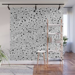 black spots Wall Mural