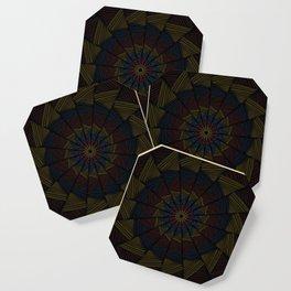 Weaving Consciousness Coaster