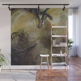 Gazelle Wall Mural