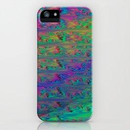 MeltingPlanet iPhone Case