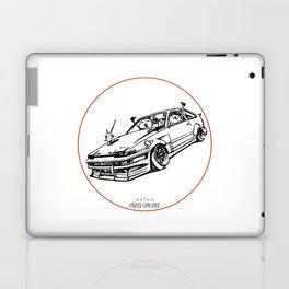 Crazy Car Art 0008 Laptop & iPad Skin
