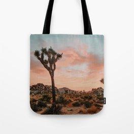Joshua Tree IX / California Desert Tote Bag