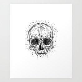 Cambodia S-21 Art Print