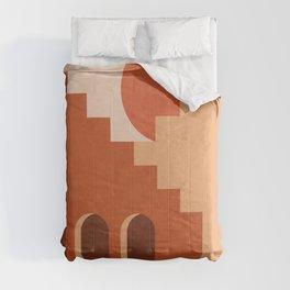 Abstraction_SUN_Architecture_ART_Minimalism_001 Comforters