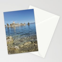 Mono Lake Tufa, No. 2 Stationery Cards