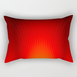 Pillars of Flame Rectangular Pillow