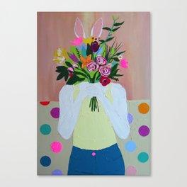 suprise Canvas Print