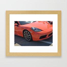 Cayman Framed Art Print