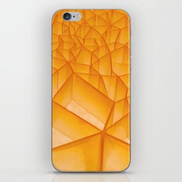 Geometric Plastic iPhone Skin