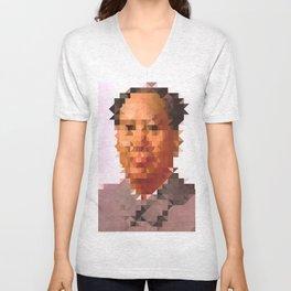 Mao D Unisex V-Neck