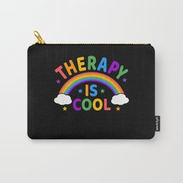 Mental Health Therapy is cool Mental Health Matter Carry-All Pouch