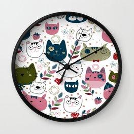 Catadass Wall Clock