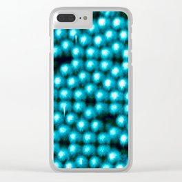 Even On A Molecular Level There Is No Perfection Clear iPhone Case