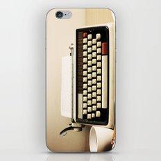Tell Me A Story II iPhone & iPod Skin