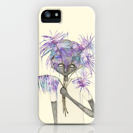 TREES NEVER LIED 04 iPhone Case