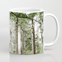 If a tree falls Coffee Mug