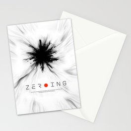 ZEROING Stationery Cards