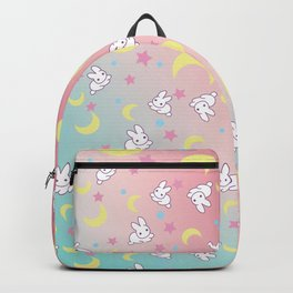 Sailor Moon Bunny's Pattern Backpack