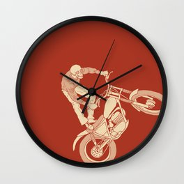 Ossa Wall Clock
