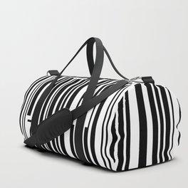 Barcode Duffle Bag