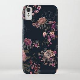 Japanese Boho Floral iPhone Case