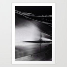 """the untold"" Art Print"