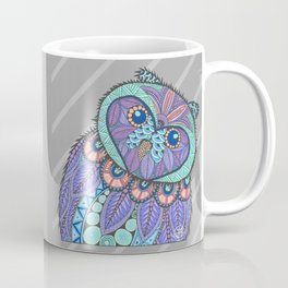 Spring Owl Coffee Mug