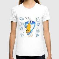 alice in wonderland T-shirts featuring Wonderland by Bethany Grace