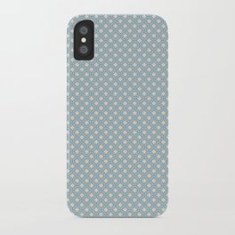 "tenugui""shippou hamon"" iPhone Case"