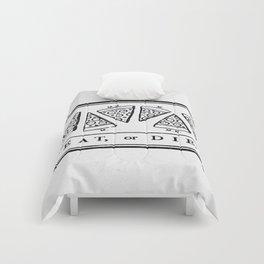 Eat, or Die Comforters