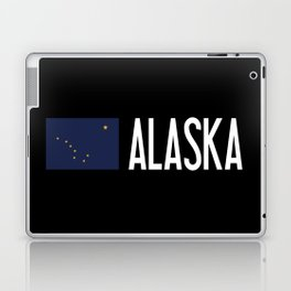Alaska: Alaskan Flag & Alaska Laptop & iPad Skin