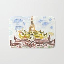 Shwesandaw Pagoda Bath Mat