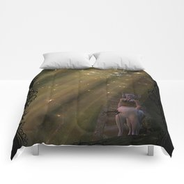 Road Less Travelled Comforters
