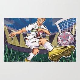 Cristiano Ronaldo Rug