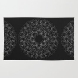 Xibalba (The Place Of Fear) Rug