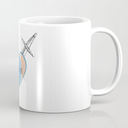 Brave Heart Coffee Mug