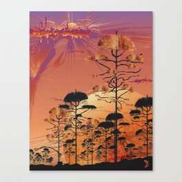 Home One Canvas Print