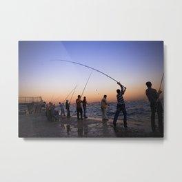 istanbul fishers Metal Print