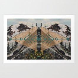 Beautifully Natural Art Print