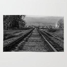 Wrong Side of the Tracks Rug