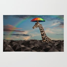 Stand Out From the Crowd Rug