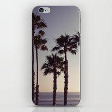 San Clemente Sunset 2 iPhone & iPod Skin